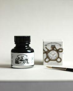 Winsor Newton Black Ink, ©Delgado Product Photography