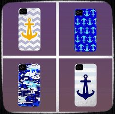 Check out the new phone cases from B.O.A.T. Anchors and more anchors.