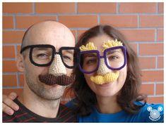 Disguise Mask FreePattern - Blog - Buddyrumi