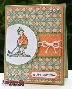 Stampin' Anne: Boys and Their Toys for Our Creative Corner
