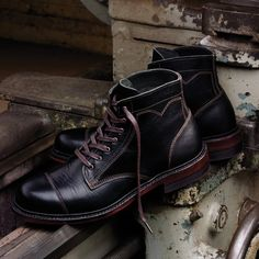 (25) Fancy - Krause 1000 Mile Boot by Wolverine
