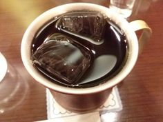 -Coffee & dining pivot- Iced Coffee $ 5.00 http://alike.jp/restaurant/target_top/606626/