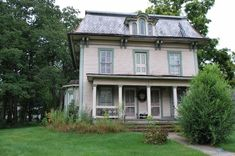 Gorgeous Second Empire | CIRCA Old Houses | Old Houses For Sale and Historic Real Estate Listings
