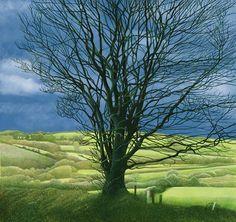 Annie Ovenden-Sunlit Landscape