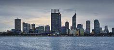 Perth Skyline WA