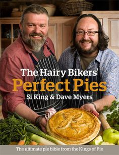 Ham, leek and potato pie, recipe from The Hairy Bikers, 19th April ...
