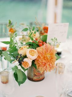 Fall and rustic come together in a beautiful wedding: http://www.stylemepretty.com/massachusetts-weddings/beverly/2014/11/26/fall-wedding-at-the-estate-at-moraine-farm/   Photography: Untamed Heart - http://untamedheartphotography.com/