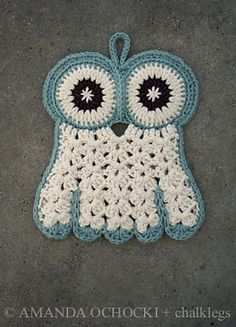 Hoot.  Link to Ravelry pattern on site.