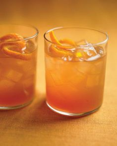 Apple Brandy and Cider Recipe