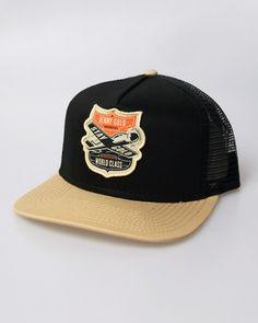Benny Gold Par Avion Trucker Cap