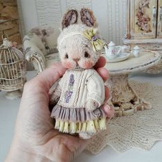 Our goal is to keep old friends, ex-classmates, neighbors and colleagues in touch. Fabric Animals, Felt Animals, Ours Boyds, Teddy Toys, Rabbit Toys, Cute Teddy Bears, Bear Doll, Sewing Dolls, Cute Toys