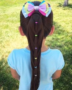 little-girl-hairstyles - Fab New Hairstyle 2 Easy Toddler Hairstyles, Lil Girl Hairstyles, Princess Hairstyles, Trendy Hairstyles, Braided Hairstyles, Birthday Hairstyles, Hairdos, Girl Hair Dos, Braids For Kids