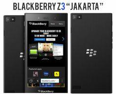 "Harga dan spesifikasi Smartphone bernama kode ""Jakarta"" yaitu #Blackberry Z3. Ponsel Pintar ini dibuat pihak Blackberry berkolaborasi dengan pabrikan elektronik Foxconn untuk masyarakat Indonesia."