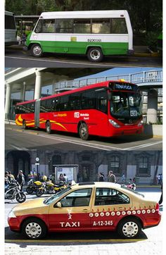 transporte publico en mexico - Google Search