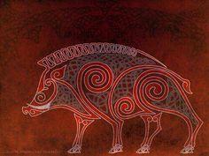 Freyr's boar