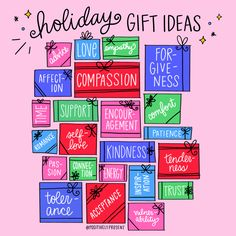 Positively Present Gift Guide!