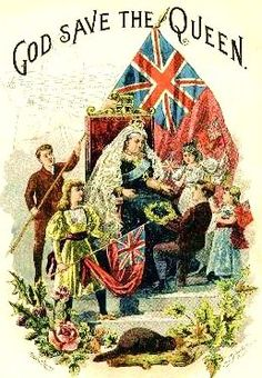 GOD SAVE THE QUEEN.  THE HOKEY POKEY MAN AND AN INSANE HAWKER OF FISH BY CONNIE DURAND. AVAILABLE ON AMAZON KINDLE.