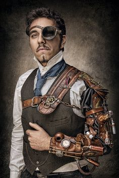 Steampunk on Behance