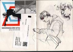 Berlin Sketchbook | Flickr - Photo Sharing!