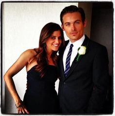 Celebrities Weddings 2013: Kevin Zegers and Jaime Feld |  From Keira Knightley to Avril Lavigne and a whole bunch of reality stars in between, check out the many stars who tied the knot this year.