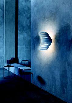 Foscarini @ Milan Designweek 2013 #Flip design by Simon Pengelly