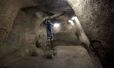 Archeologists have found an ancient water reservoir in Jerusalem that may have been used by pilgrims coming to the Temple Mount, the Israel Antiquities Authority announced.   The IAA said the cistern could have held 66,000 gallons of water; it likely dates back to the era of the First Temple, which, according to the Hebrew Bible, was constructed by King Solomon in the 10th century B.C. and then destroyed 400 years later.