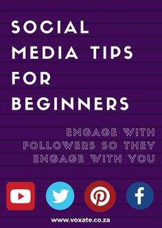 Easy tips for your blogging and website social media