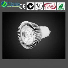 Foco Led 3 Watts 360 Lumenes MR16 GU10 Alta Eficiencia Plus 120