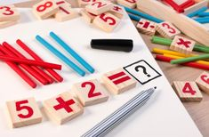 Educational kids math toy wooden board stick game counting set in kids math class kindergarten. Classroom Posters, Math Classroom, Kindergarten Math, Geometry Activities, Free Activities, Education Quotes For Teachers, Kids Education, Math For Kids, Quotes For Kids