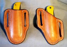 how to make a sheath with a folder knife in - Google Search