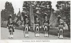 On 23 August 1914, the 2nd Battalion of the Seaforth Highlanders joined the British Expeditionary Force at Boulogne. Three weeks later they suffered heavy casualties at the first Battle of the Aisne, the battle which marked the end of mobile combat on the Western Front and the beginning of the period of trench warfare that would last until 1918