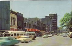 West Market Street, circa late 1950's | by Downtown Warren History