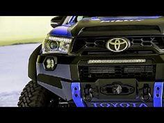 New Toyota Hilux Tonka Top Concept Toyota Hilux, Toyota 4x4, Toyota Trucks, Toyota Cars, 4x4 Trucks, Toyota Tacoma, Bull Bar, Car Gadgets, Land Cruiser