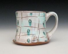 nathan bray click the image or link for more info. Ceramic Tableware, Ceramic Cups, Ceramic Art, Ceramic Design, Pottery Mugs, Ceramic Pottery, Pottery Art, Clay Cup, Handmade Pottery
