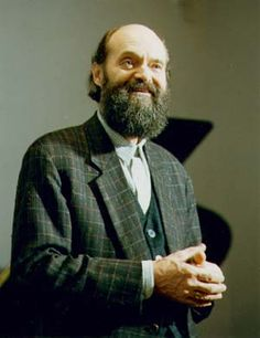 Arvo Pärt is an Estonian classical composer and one of the most prominent living composers of sacred music.[1] Since the late 1970s, Pärt has worked in a minimalist style that employs his self-invented compositional technique, tintinnabuli. His music also takes inspiration from Gregorian chant. (Wikipedia) The greatest living composer.