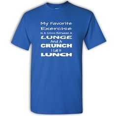 Favorite Exercise T-Shirt