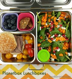Planetbox Lunchboxes - Rover & Launch