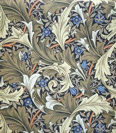 William Morris Granville Wallpaper: V