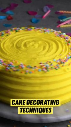 Baking Hacks, Baking Recipes, Cake Recipes, Dessert Recipes, Cake Decorating Techniques, Cake Decorating Tips, Cookie Decorating, Just Desserts, Delicious Desserts