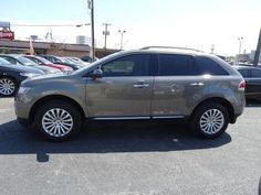 Certified  2012 Lincoln MKX Mineral Gray Metallic (Gray)