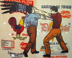 Demian Flores, artist  Defensa personal, 2005