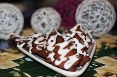 Ciastka na choinkę http://rozowakuchnia.blox.pl/2014/12/Ciastka-na-choinke.html