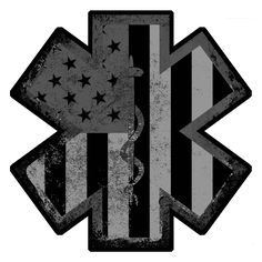 American Subdued EMT Support Decal!