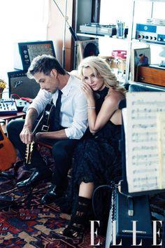 Jason & Britney, ELLE