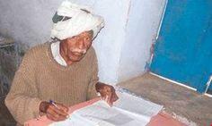 Cụ ông 77 tuổi 47 lần thi lấy chứng chỉ lớp 10     Theo The New Indian Express, sau 46 lần trượt kỳ thi lấy chứng chỉ trung học lớp 10, ông Shiv Charan Yadav, 77 tuổi, ở làng Khohari, TP Alwar thuộc bang Rajasthan, miền Bắc Ấn Độ hy vọng sẽ vượt qua kỳ thi lần thứ 47 trong đời để có thể lấy vợ. Ông Shiv Charan dự kỳ thi lấy chứng chỉ trung họ... http://wp.me/p75ESx-pR