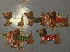 Marianne designs dachshund