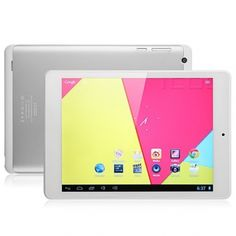 ICOO Fatty2 Quad Core 7.85 Inch IPS Screen Android 4.1 RK3188 Tablet PC 16GB Bluetooth Dual Camera