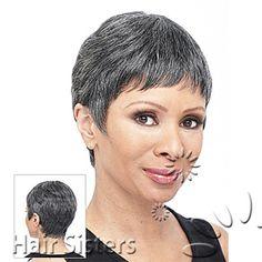 Its A Cap Weave 100% Human Hair Wig Sassy Mama Indian Tara