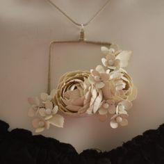 Paper jewellery by Blush Envy