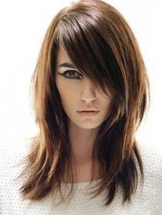 10 Cortes sexys para chicas con cabello LARGO ⋮ Es la moda